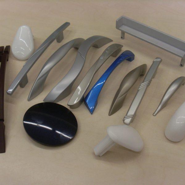 Impianti di verniciatura materie plastiche